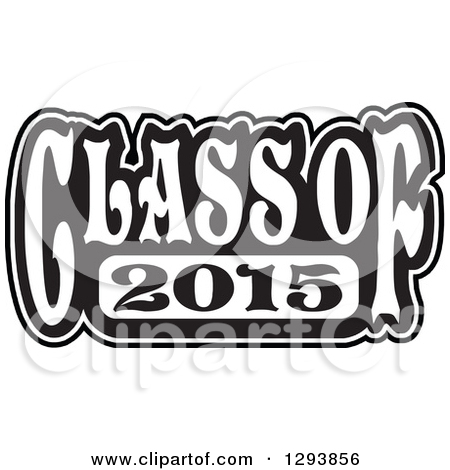High School Senior Clipart Class Of 2015.