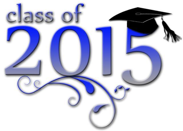 High School Senior Clipart Class Of 2015.