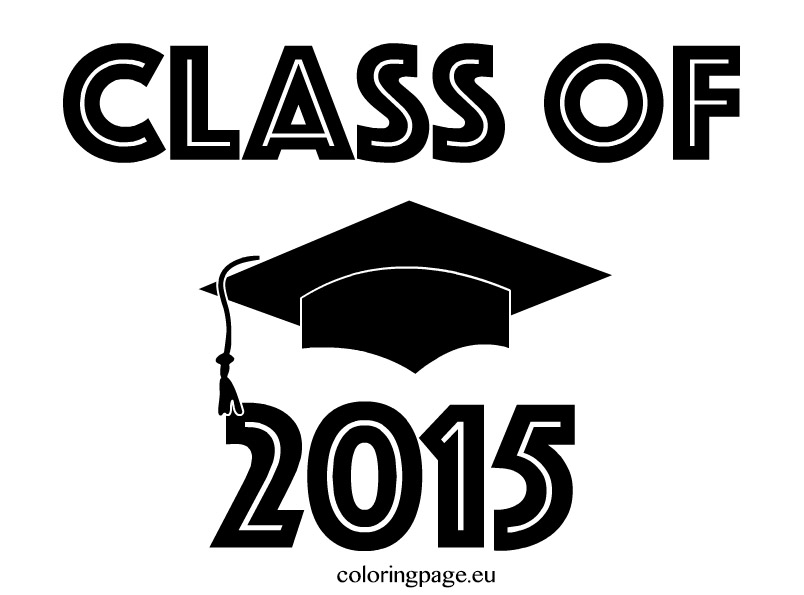 Congratulations Class Of 2015 Clipart.