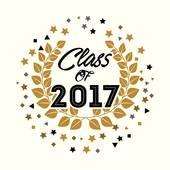 Class Of 2017 Clip Art.