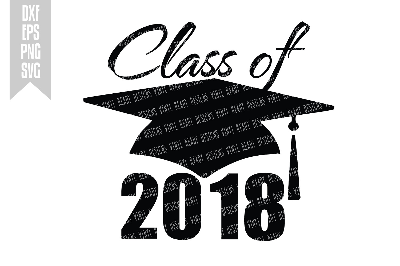 Graduation Class of 2018.