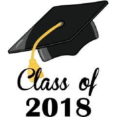 Graduation Hat Clipart 2018.