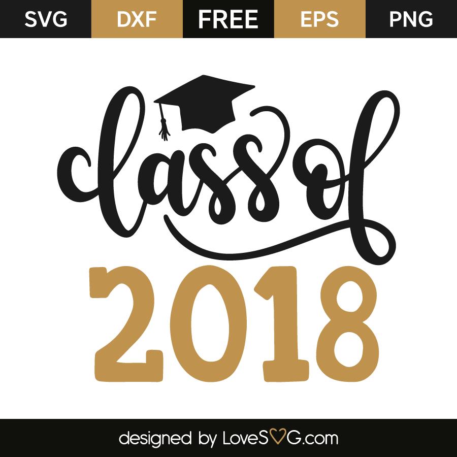 Class of 2018.