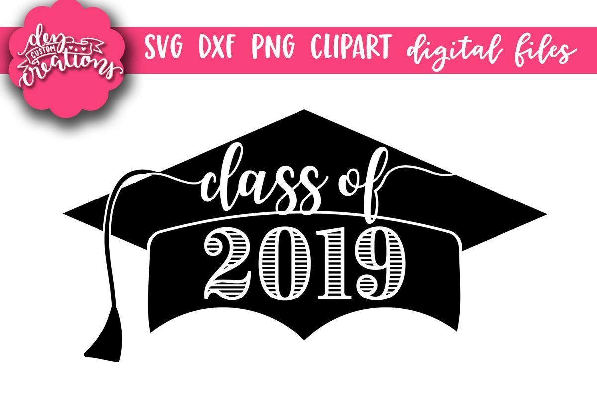 Class of 2019 Grad Cap.