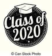 Class of 2020 Vector Clipart Illustrations. 67 Class of 2020.