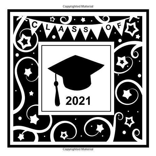 Amazon.com: Class of 2021: Blank Graduation Book: grad guest.