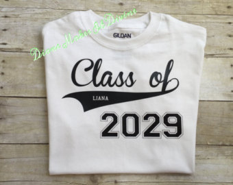 Class Of 2029 Clipart.