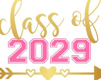 Class of 2029.