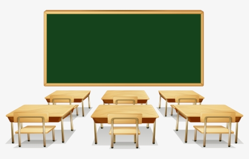 Free Classroom Clip Art with No Background.