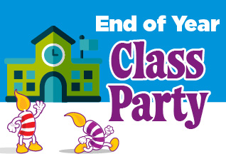 End Of Year Class Party Clipart & Clip Art Images #23125.