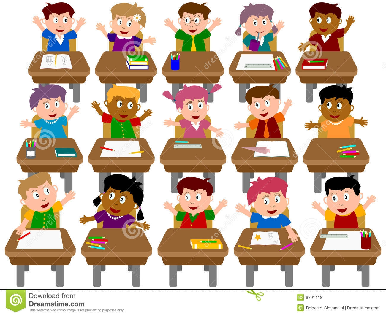 Class clipart 9 » Clipart Station.