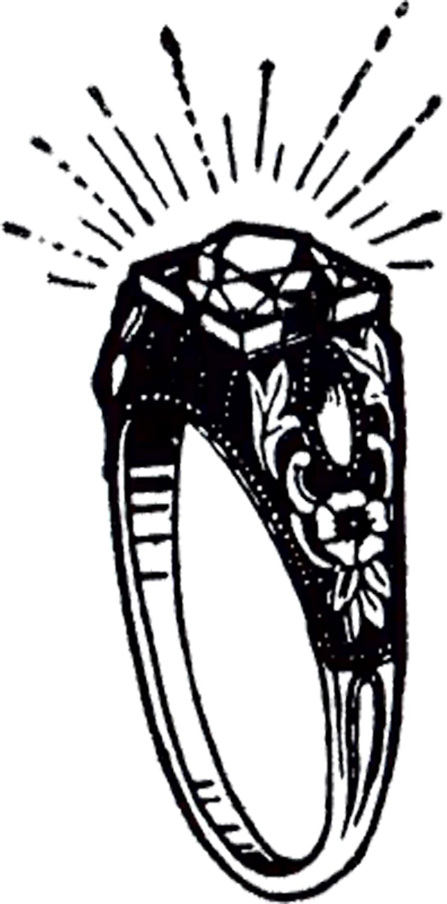 Ring Clip Art.