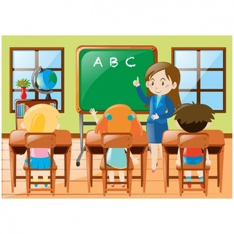 Things inside the classroom clipart 6 » Clipart Portal.