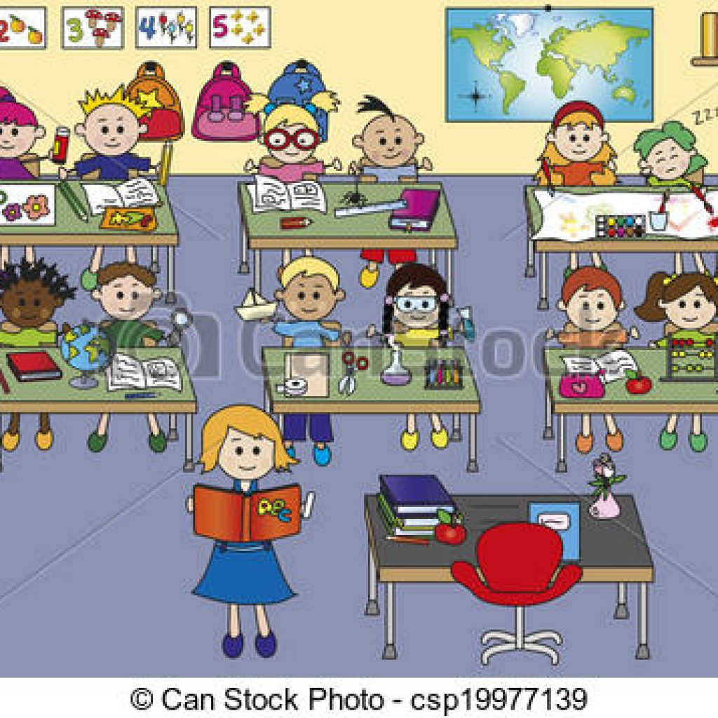 Classroom Clipart for you.