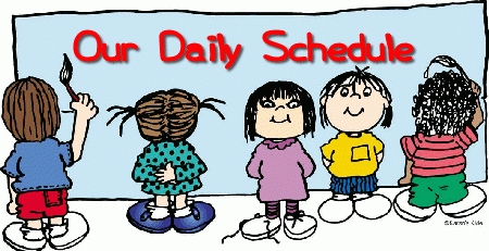Homework Clipart Class Schedule.
