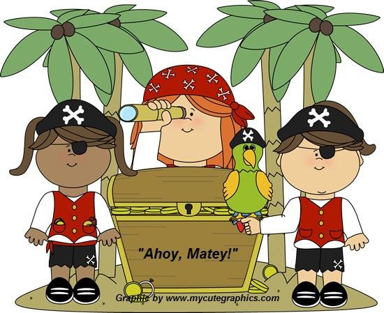 Pirates Theme for Preschool.