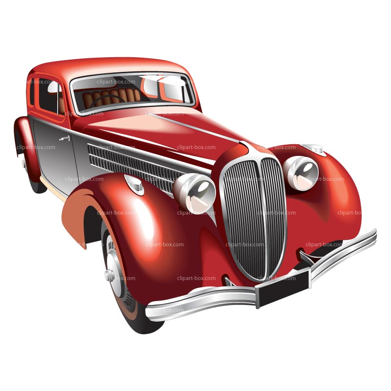 Free Classic Car Clipart Images.