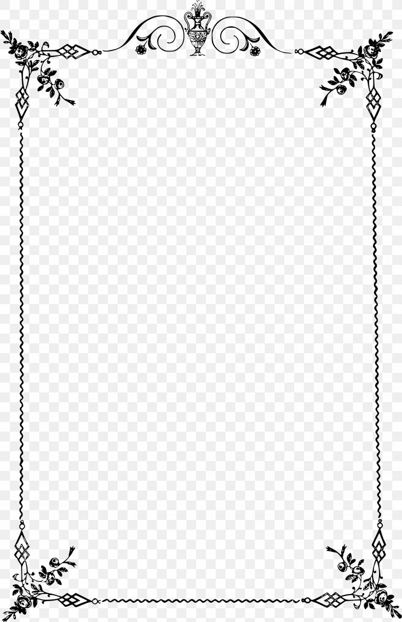 Borders And Frames Classic Clip Art Clip Art, PNG.