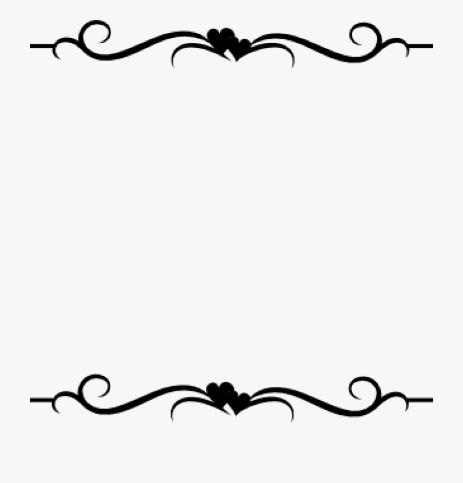 wedding border for word.