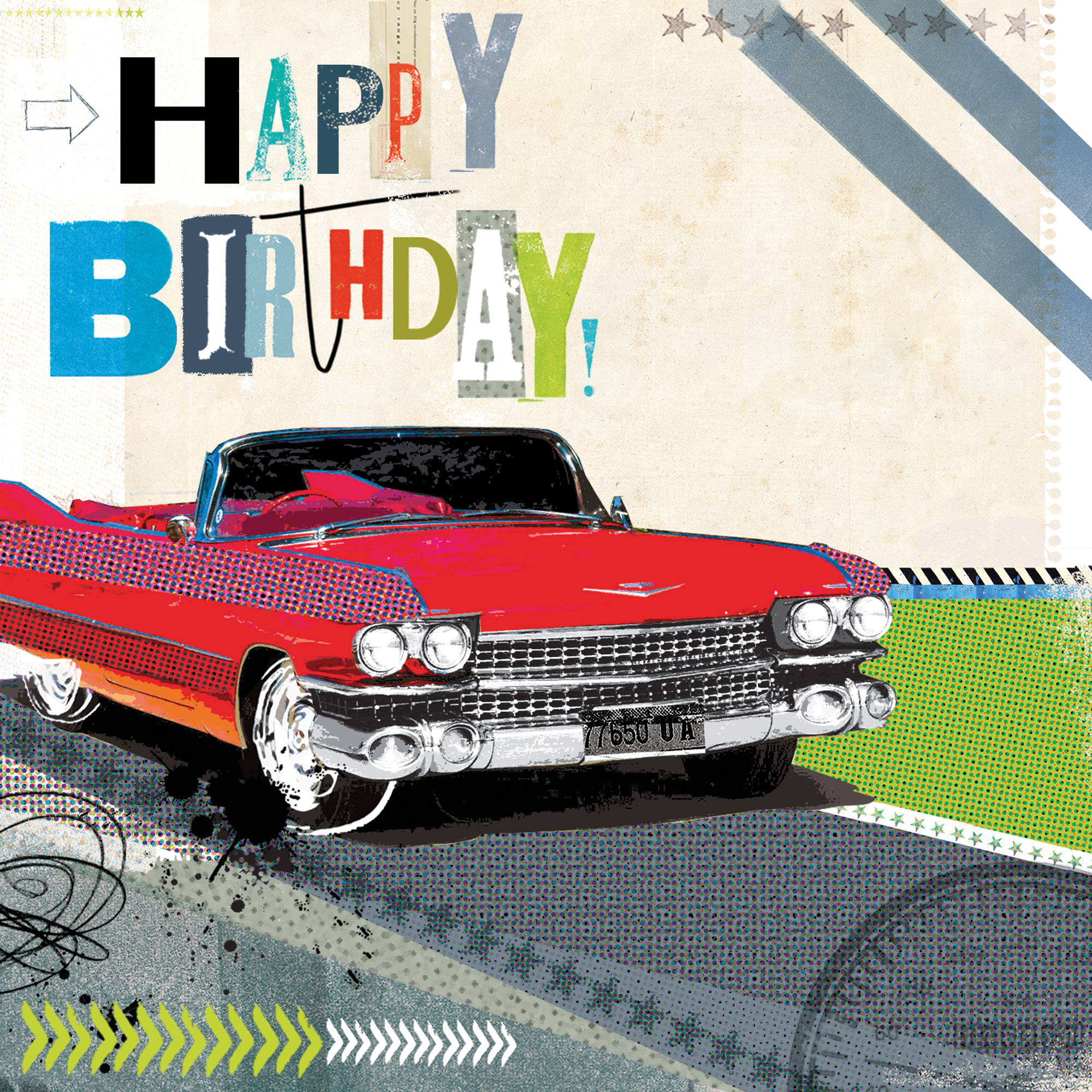 Best Insurance Quotes For Old Cars: Classic Car Happy Birthday Free Clipart