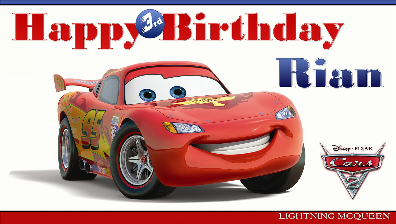 Car Happy Birthday Clipart.