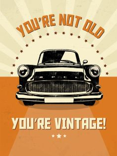 classic car happy birthday free clipart #17