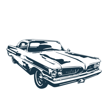 Classic Cars PNG Images.