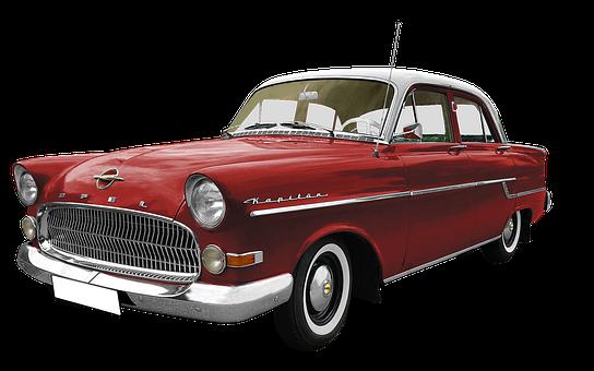 Antique car PNG Images.