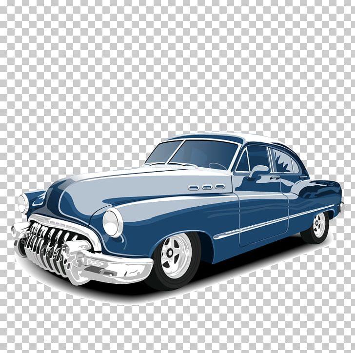 Classic Car Vintage Car PNG, Clipart, Antique Car, Blue, Brand, Car.