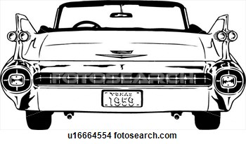 Similiar Old 50s Cars Drawings Keywords.