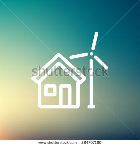 Windmill Classic Modern Stock Vectors & Vector Clip Art.