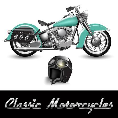 20,179 Vintage Motorcycle Stock Vector Illustration And Royalty Free.
