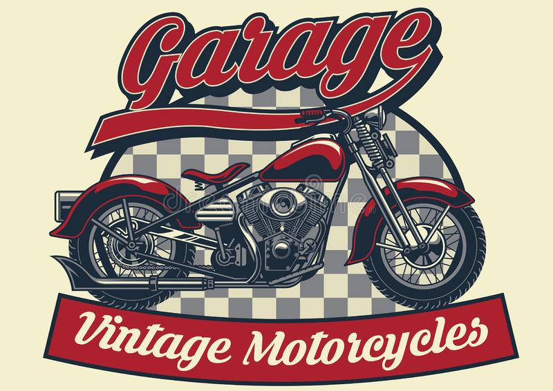 Motorcycle Stock Illustrations.