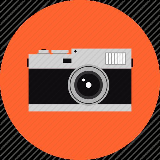Vintage Camera Png.