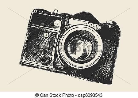 classic camera clipart.