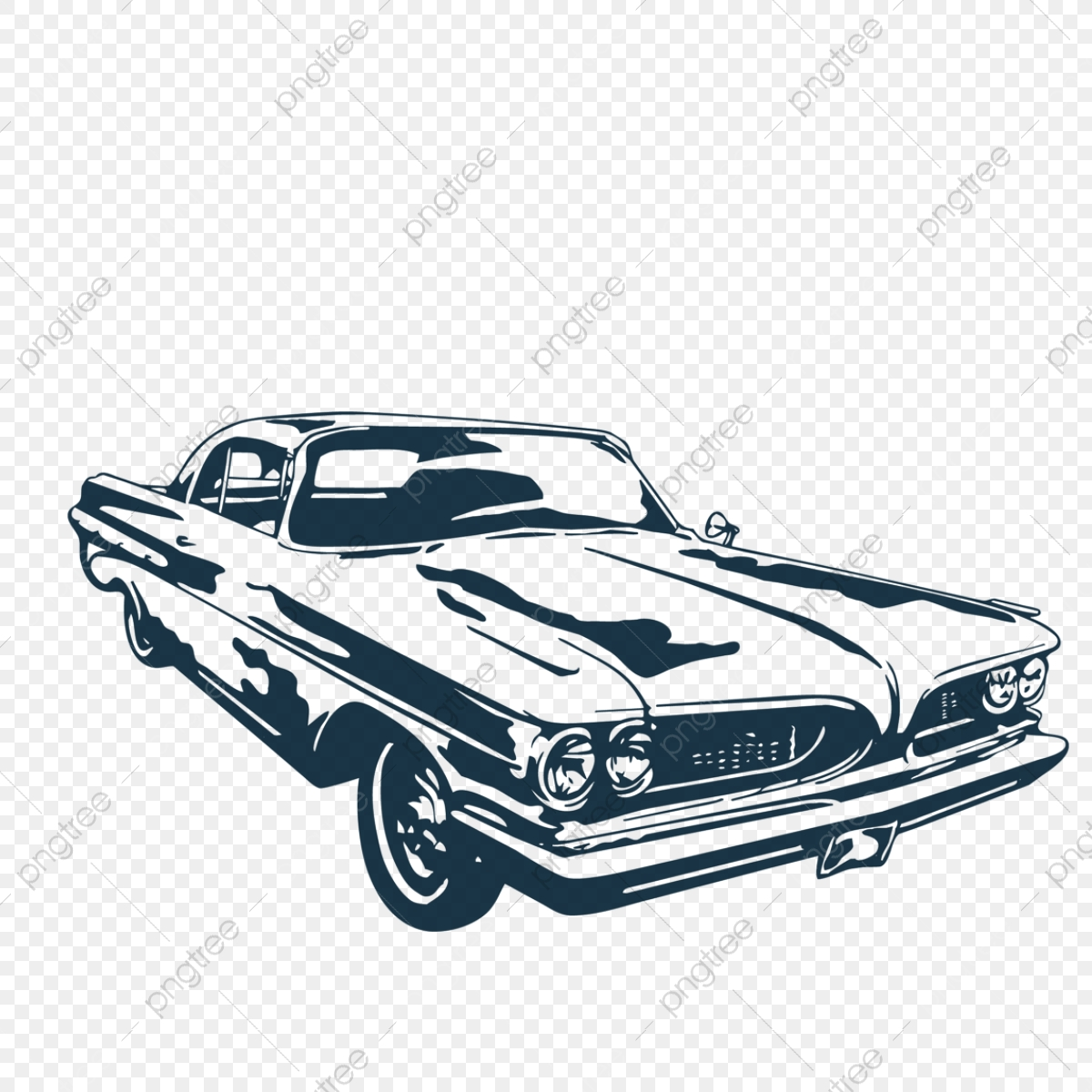 Classic Car Pictures Free Vintage Download, Classic Car, Poster.
