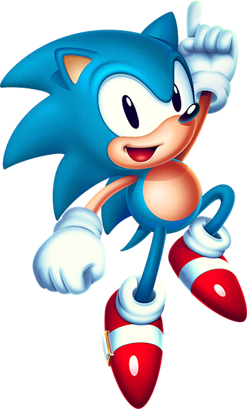 Classic Sonic Png (107+ images in Collection) Page 1.