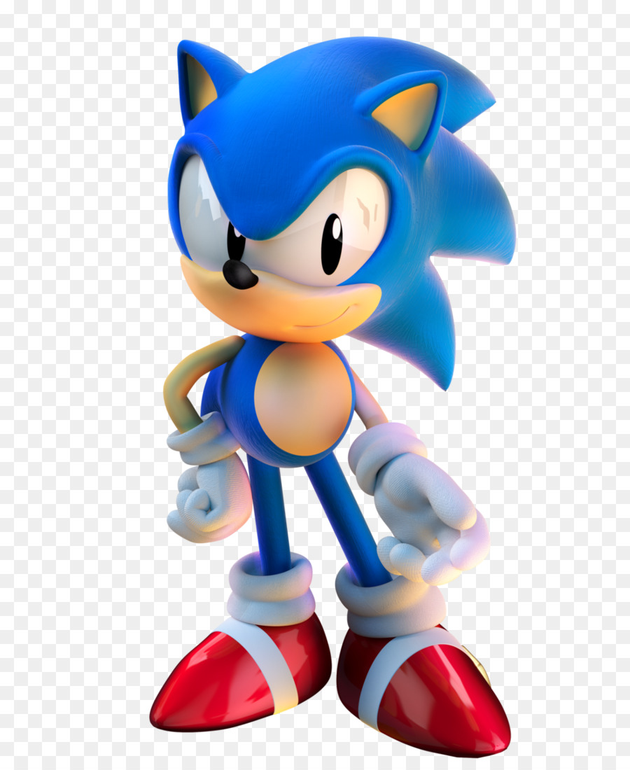 Sonic Classic Collection png download.