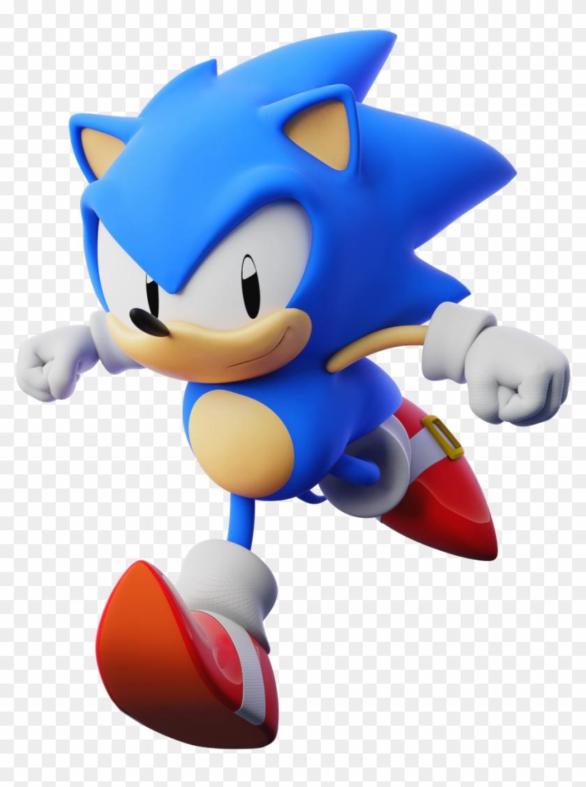 Twitter Sonic Mania, Sonic 3, Classic Sonic, Sonic.