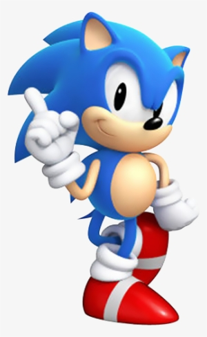 Classic Sonic PNG, Transparent Classic Sonic PNG Image Free Download.