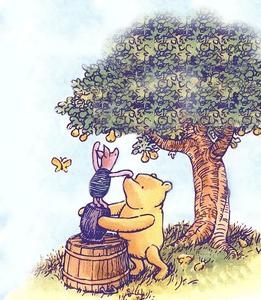 Classic Clipart Pooh Winnie.