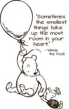 Classic Winnie The Pooh Clipart.