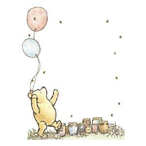 classic winnie the pooh clipart #2.