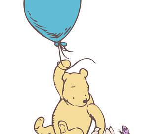 Classic Winnie The Pooh Clipart Free.