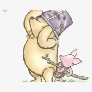 Winnie The Pooh Clipart Classic.