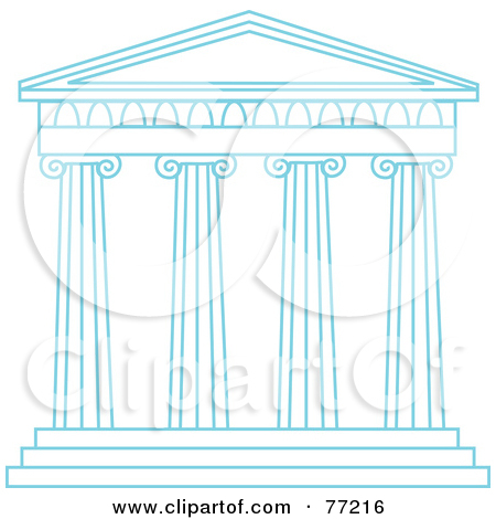 Classical Architecture Clipart