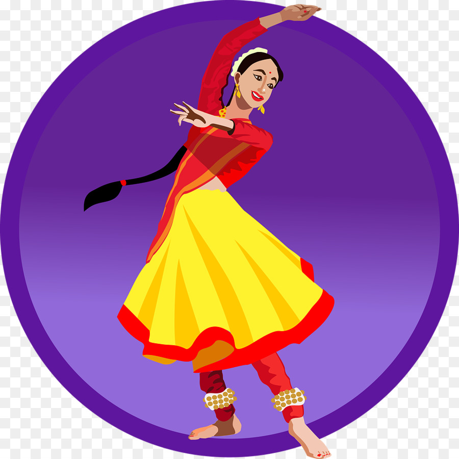 Classical Dance png download.