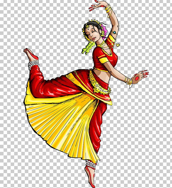 Dance In India Indian Classical Dance Drawing PNG, Clipart, Art.