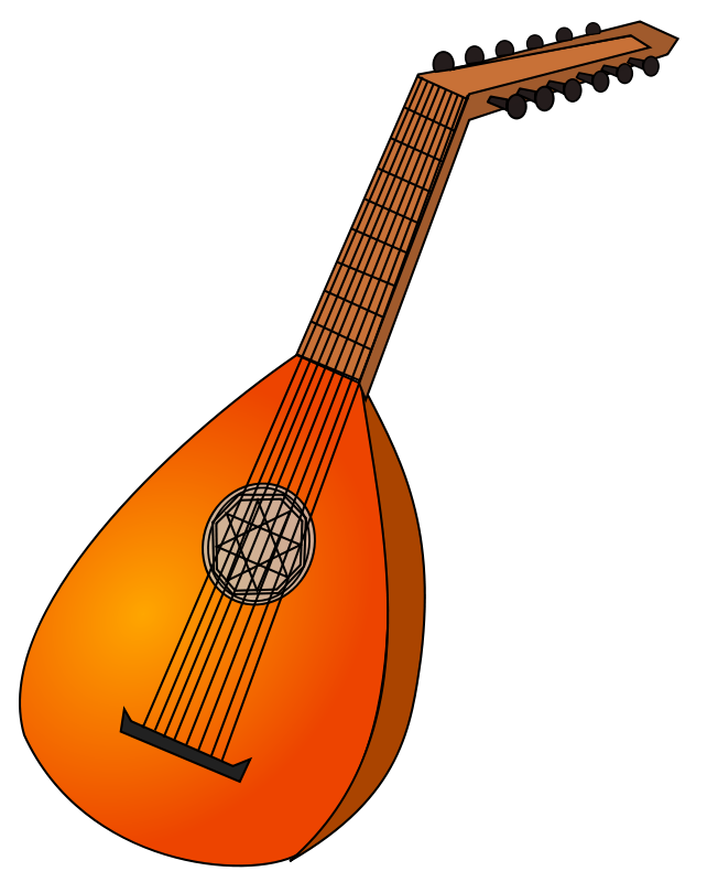 Free Music Clipart.