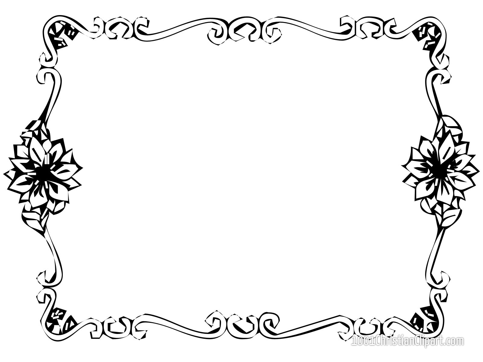 christmas border clip art black and white 20 free Cliparts   Download images on Clipground 2019
